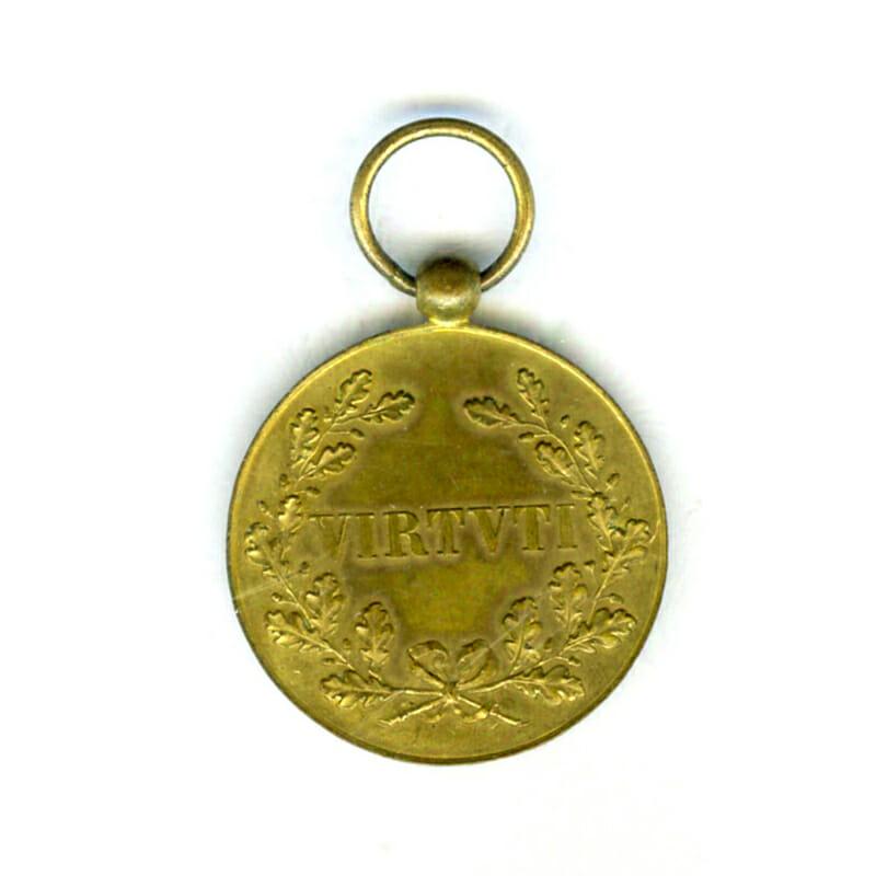 Order of Adolph of Nassau Gold (gilt)  Merit medal 2