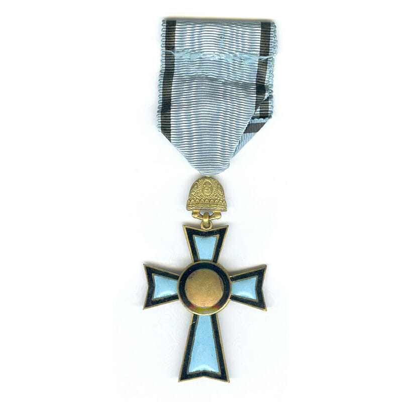 Orthodox Order of St.Mark  breast   badge silver gilt 2