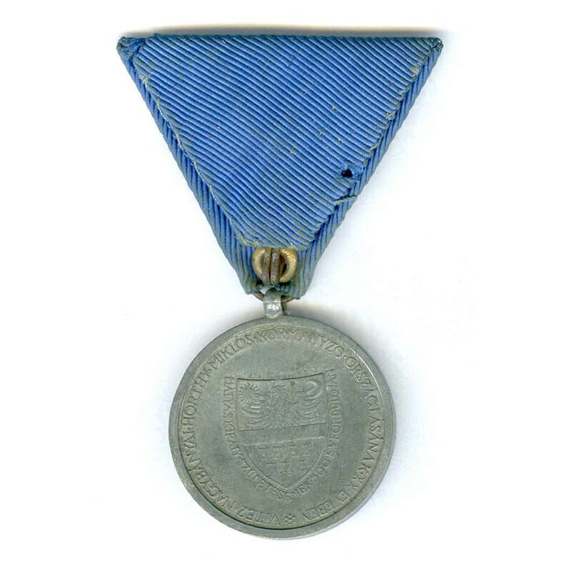 Siebenburgen (Transylvania) medal 1940 zinc 2