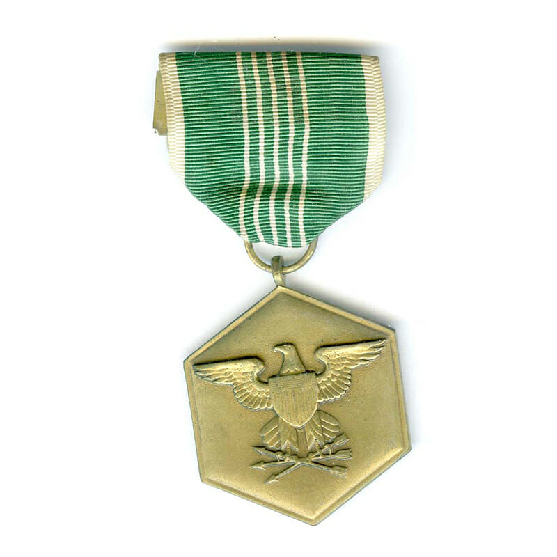 Army  Commendation medal 1