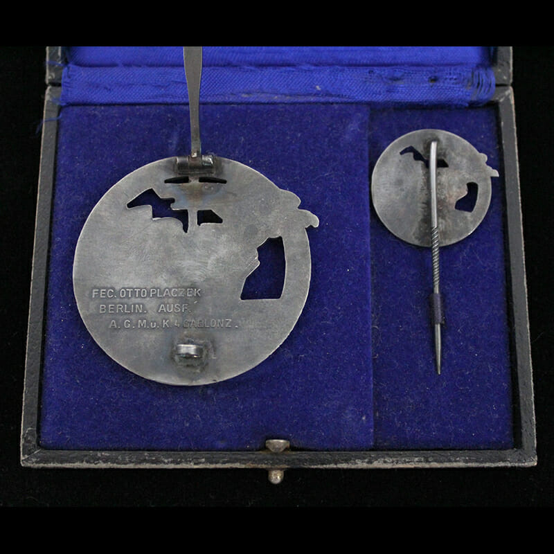Naval Blockade Runners badge 2