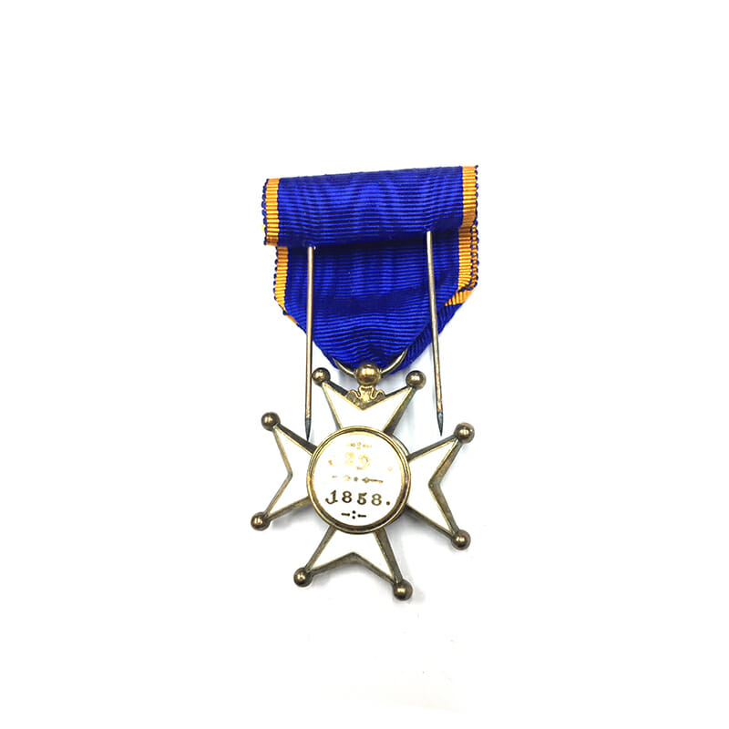 Order of Adolph of Nassau Knight 2