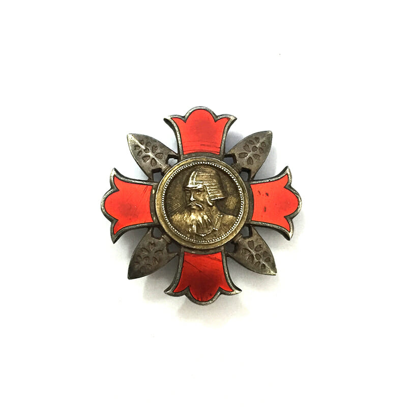 Military Wound badge  wounded in Battle 1