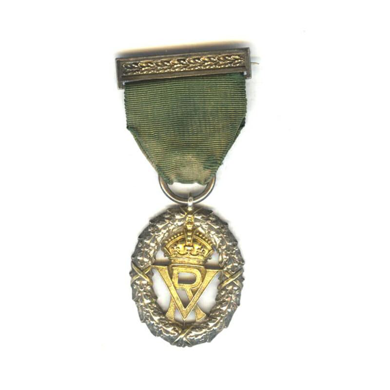 Volunteer Officer's Decoration 1