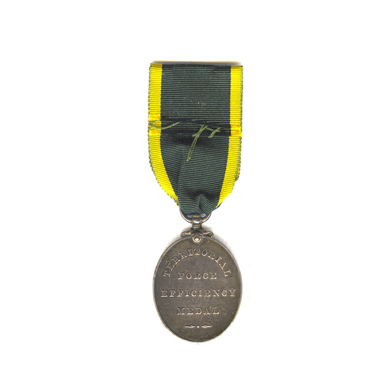 Territorial Force Efficiency Medal 2