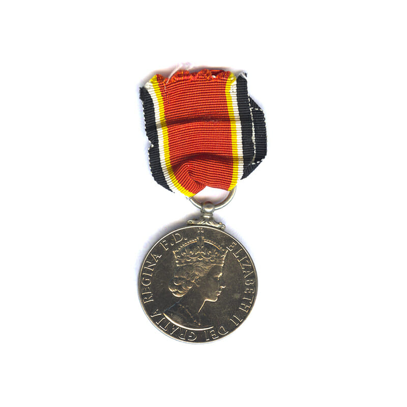 Papua New Guinea Independence Medal 1