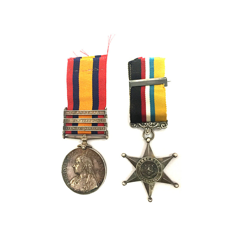 QSA Kimberley Star Cape Police 1