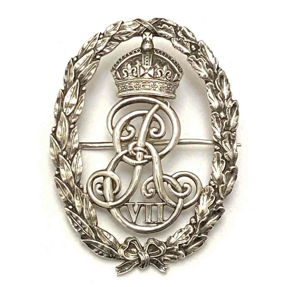Badge of Honorary Chaplain to the King, Edward VII 1