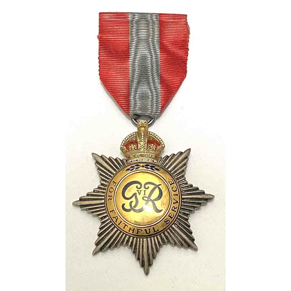 Imperial Service Order GVI 1
