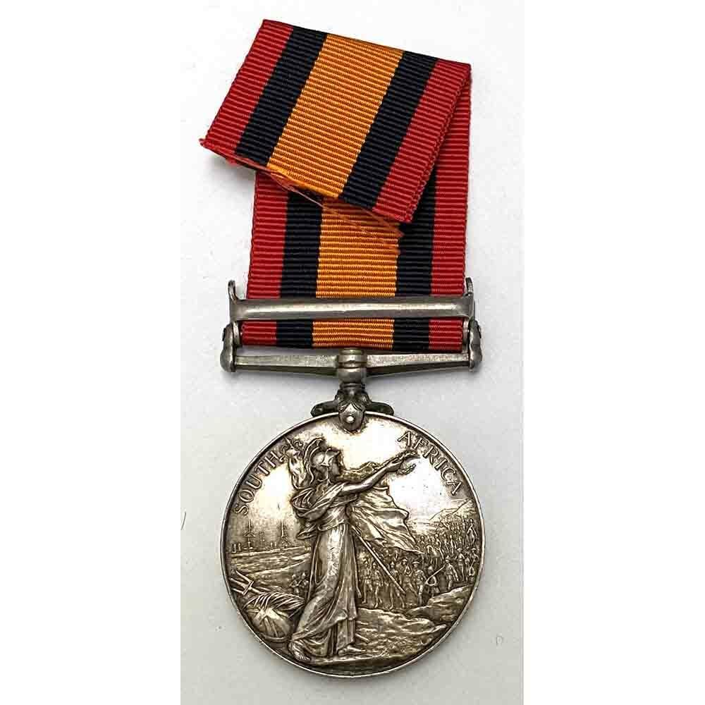 Queens South Africa Medal D.E.O.V.R. 2