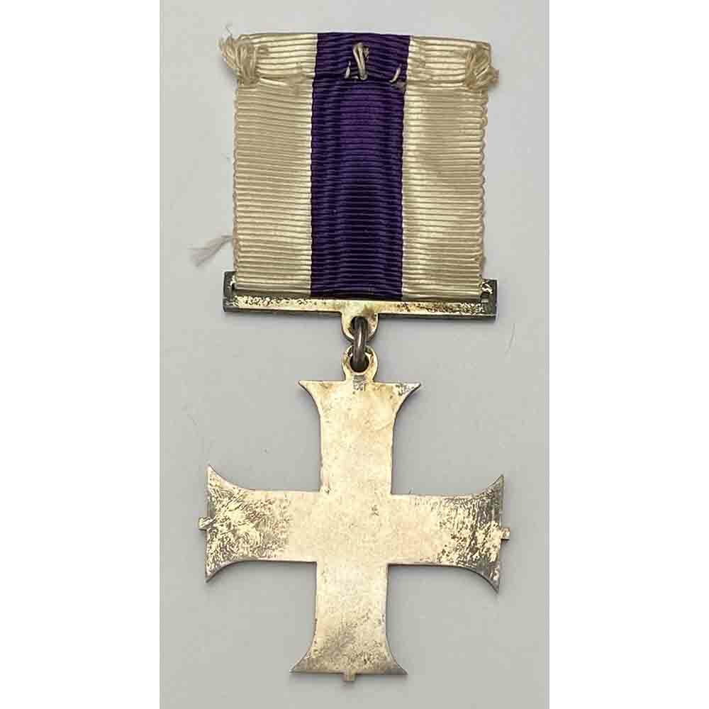 Military Cross MC GV 2