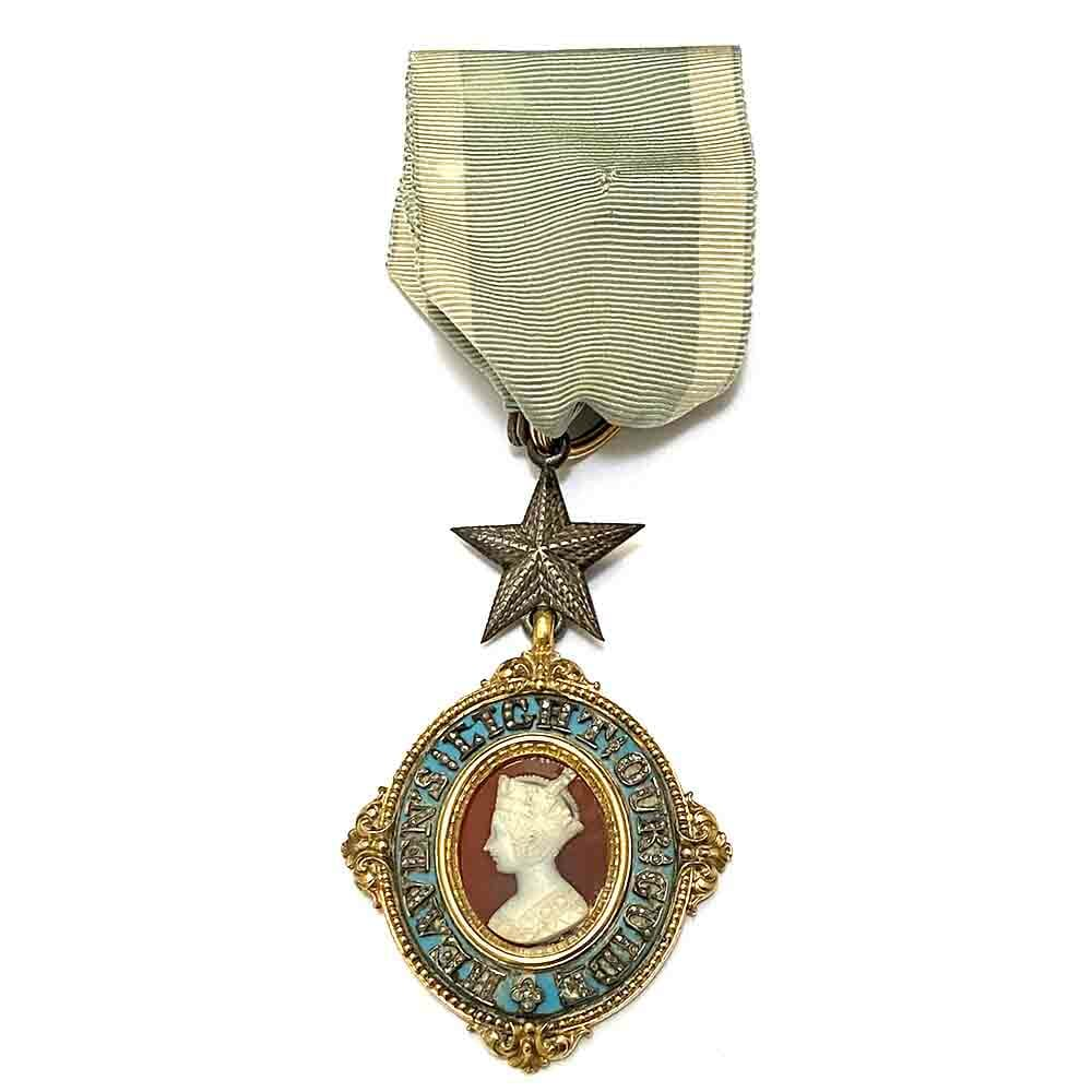 Order of the Star of India CSI 1