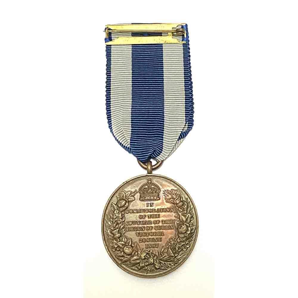 1897 Jubilee Medal Bronze 2