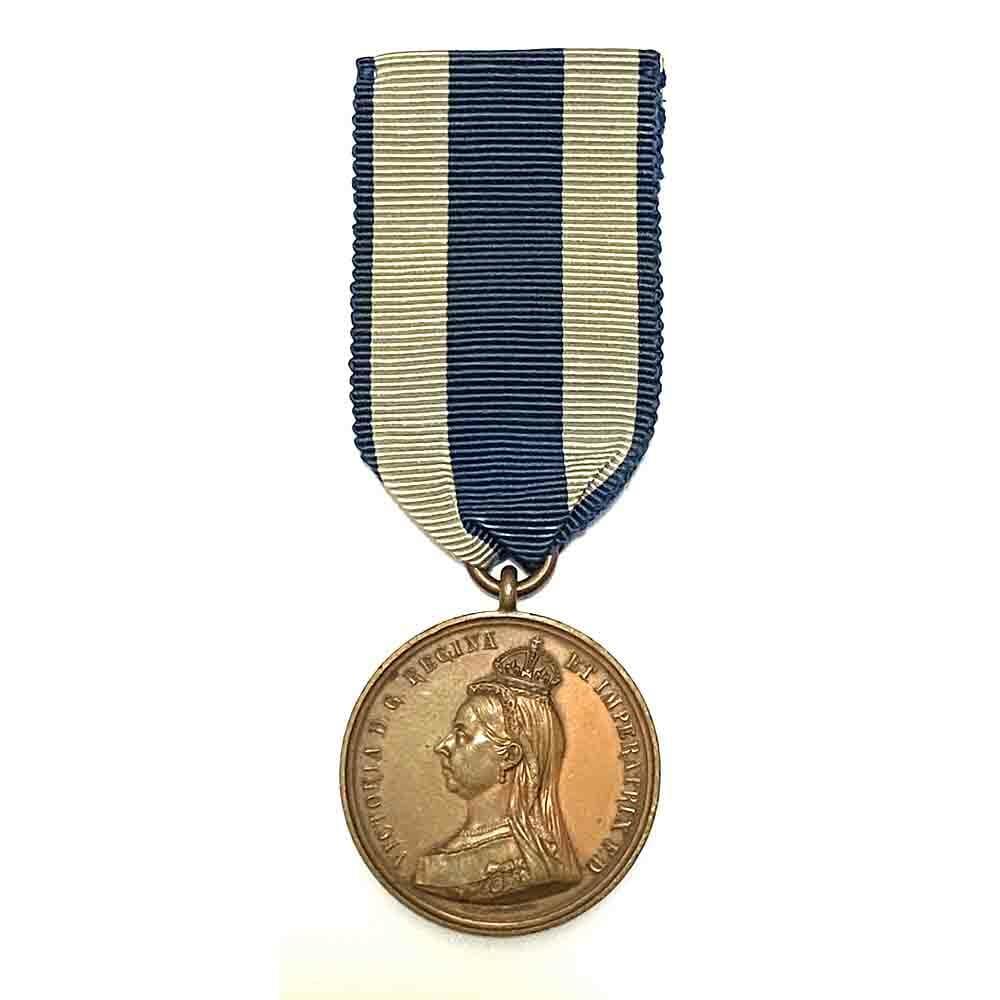 1897 Jubilee Medal Bronze 1