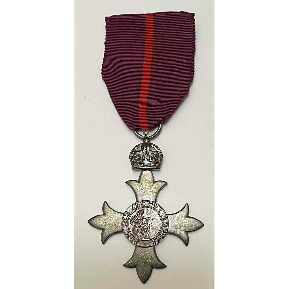 Officer of the Order of the British Empire 1