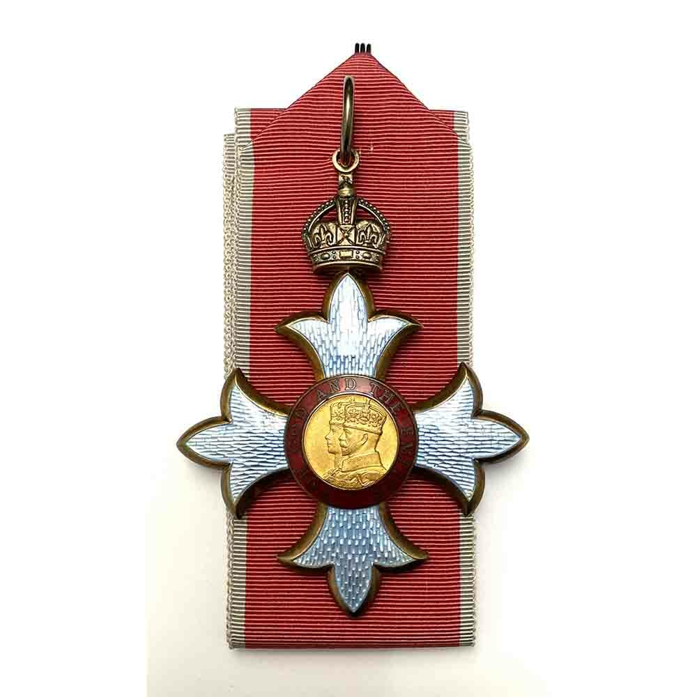 Commander of the Order of the British Empire 1