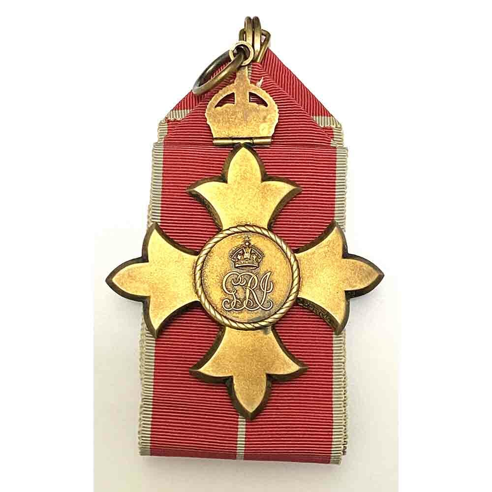 Commander of the Order of the British Empire 2
