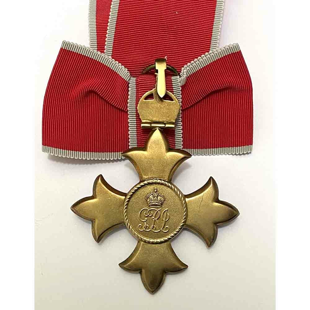 Dame Commander of the Order of the British Empire 2