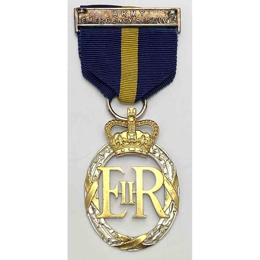 Army Emergency Reserve Decoration 1964 1