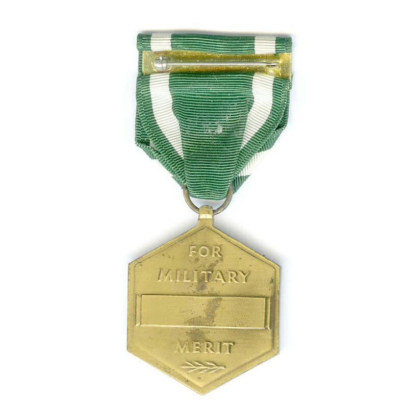 Navy  Commendation medal 2