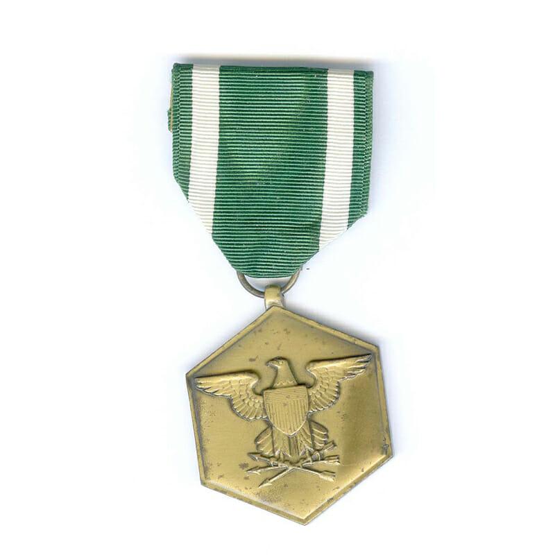 Navy  Commendation medal 1