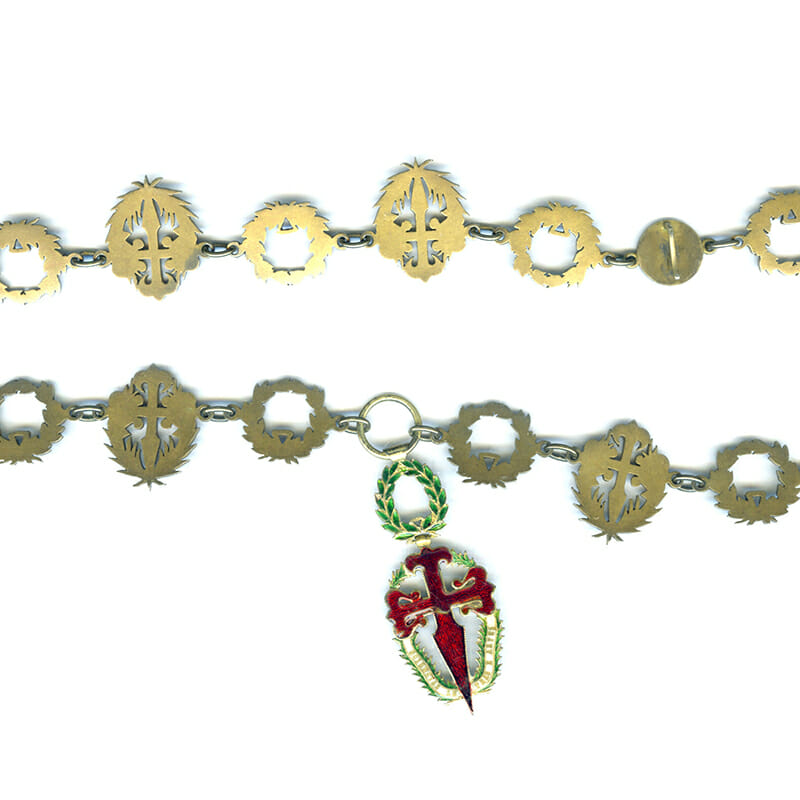 Order of  St. James of the Sword  COLLAR 2