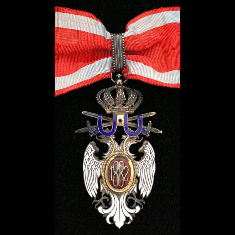Order of The White Eagle Commander 2