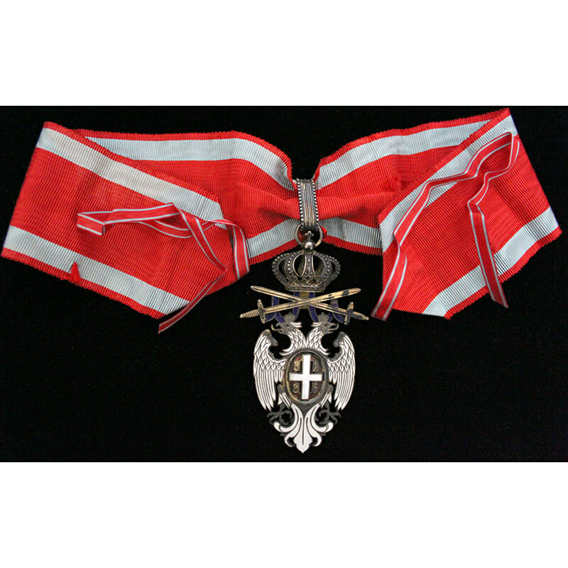 Order of The White Eagle Commander 3