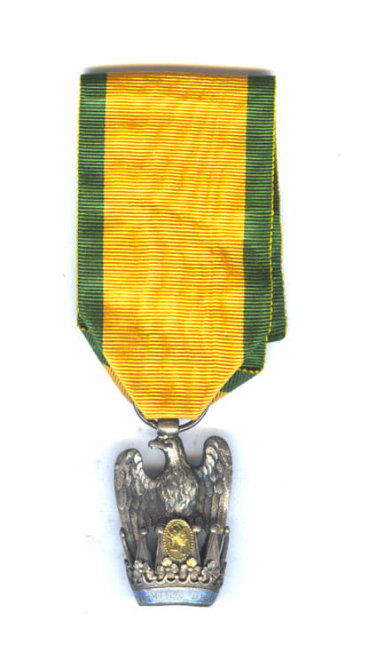Order of the Iron Crown with Italian legend 1