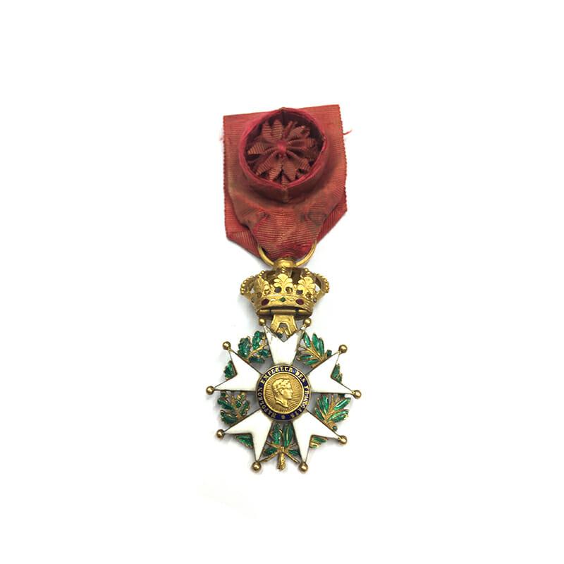 Legion D'Honneur Presidence 1851-1852 Officer 1