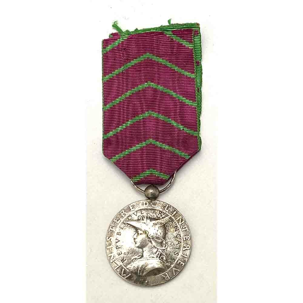 Medal of Honour Adminstration Penitentiare silver 1896 1
