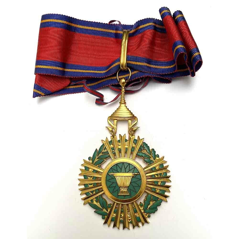 Order of Sahametrei Commander 1