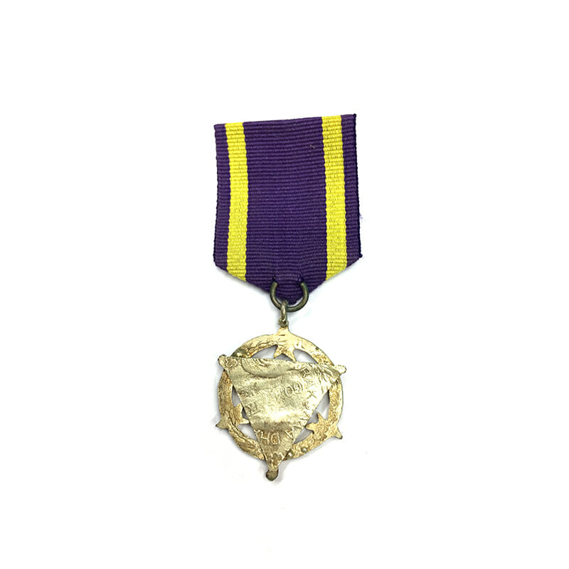 Police Active service medal 2