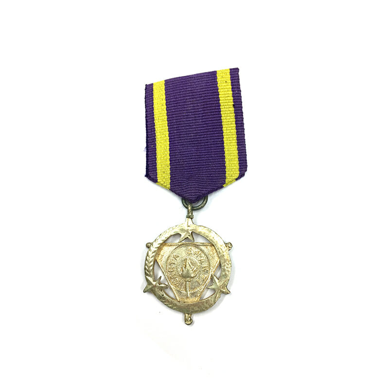 Police Active service medal 1
