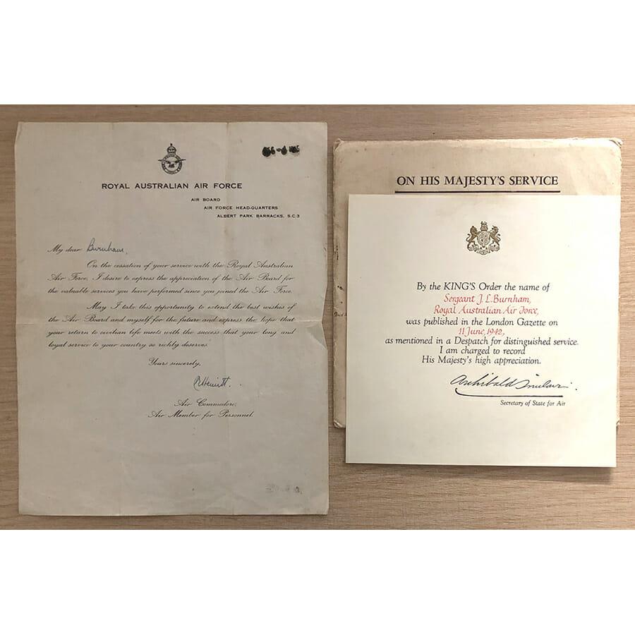 Australian Distinguished Flying Medal 4