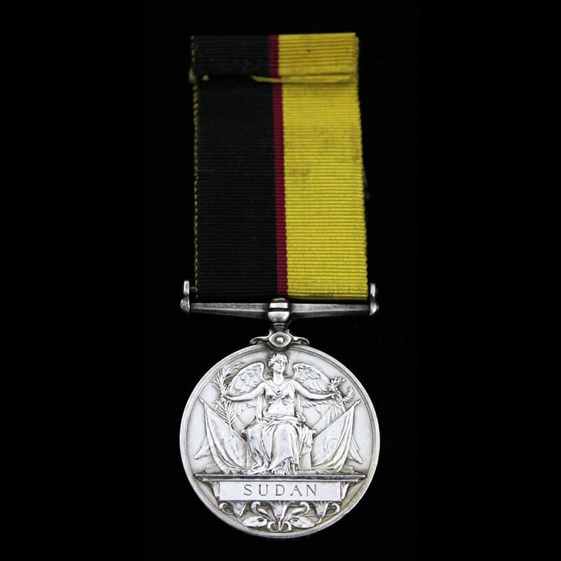 Queen's Sudan Medal 1898 2