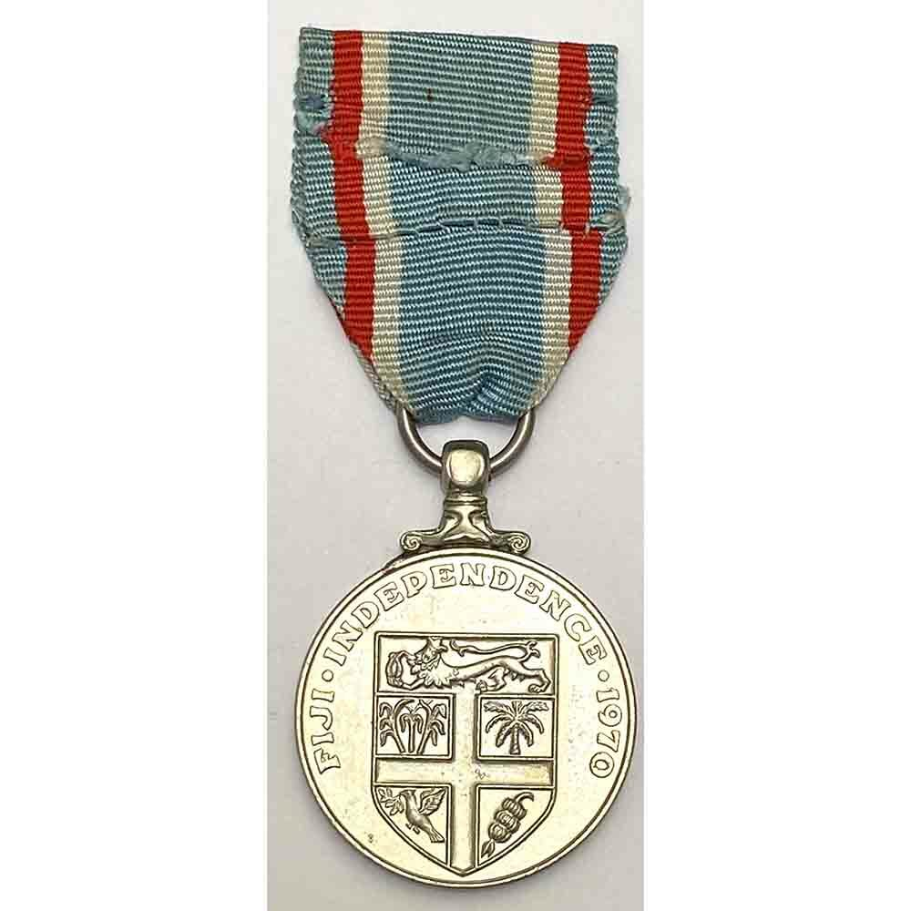 Fiji Independence Medal 2