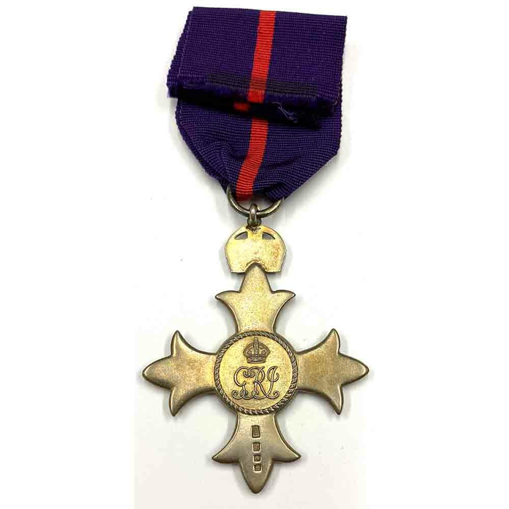Officer of the Order of the British Empire 2