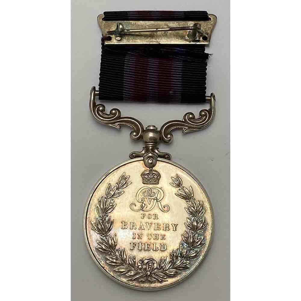 Military Medal 2