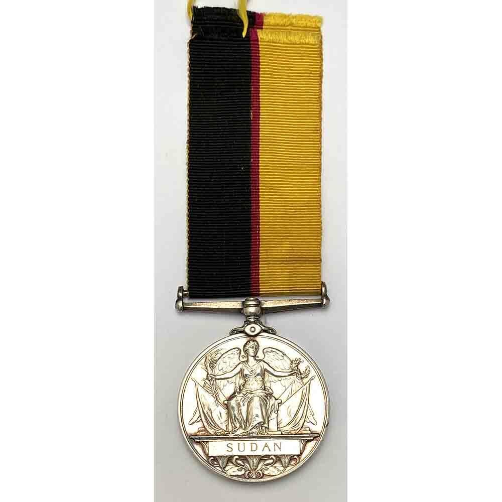 Sudan 1898, Northumberland Fusiliers 2