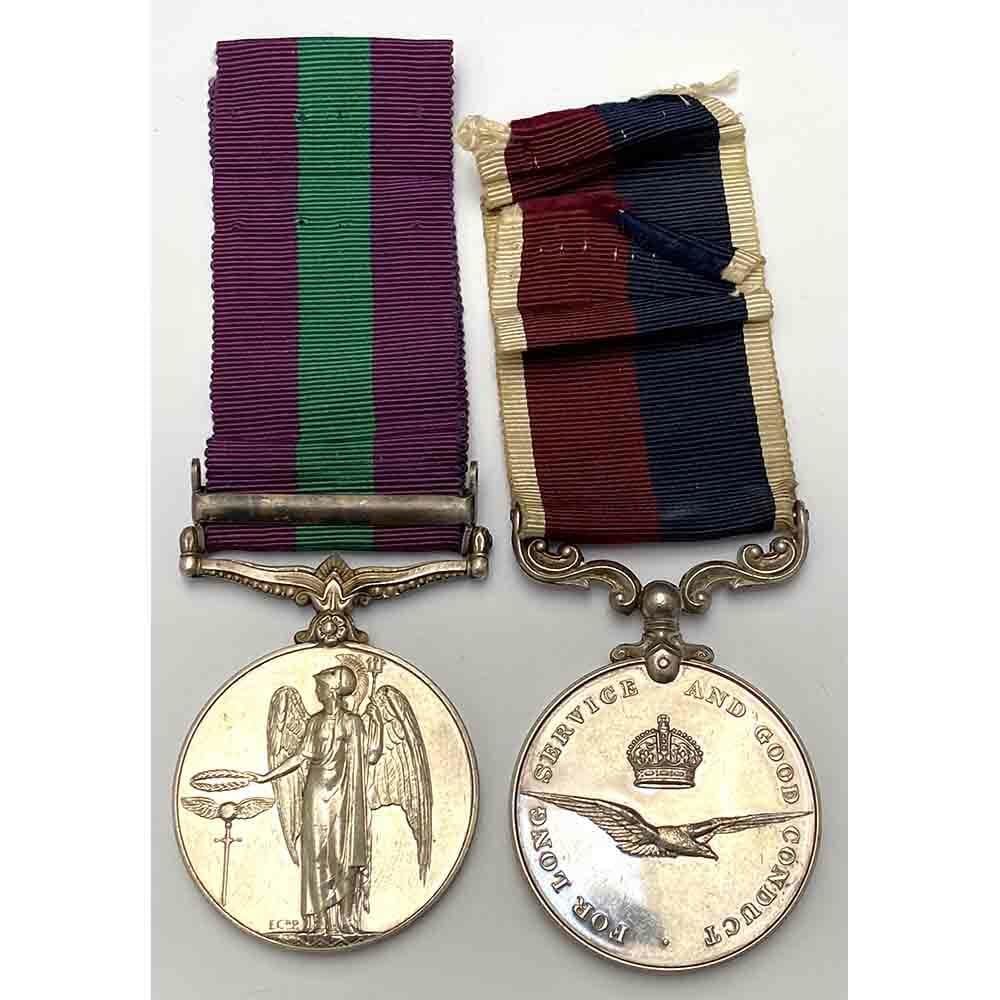 GSM Malaya RAF LSGC Pair 2