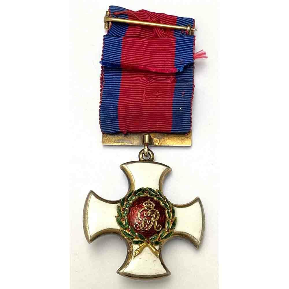 Distinguished Service Order GV DSO 2