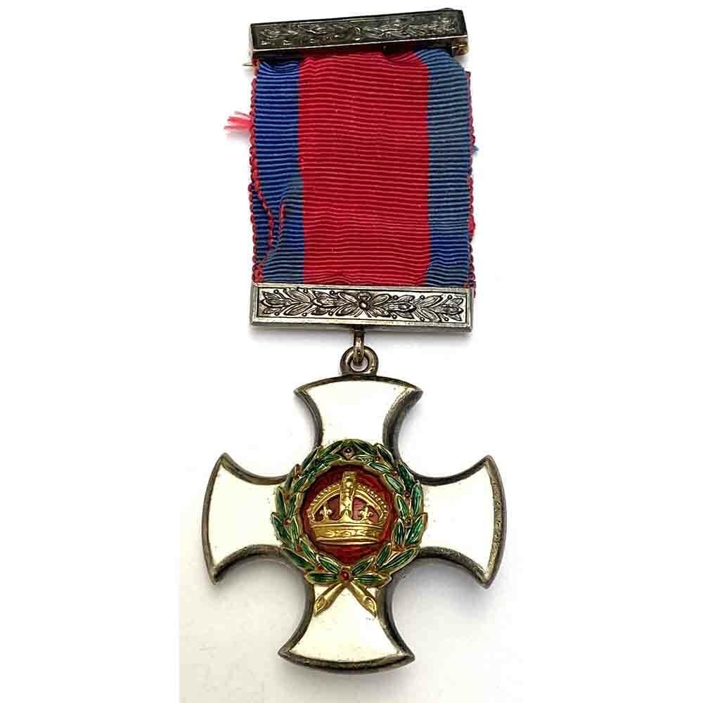Distinguished Service Order GV DSO 1