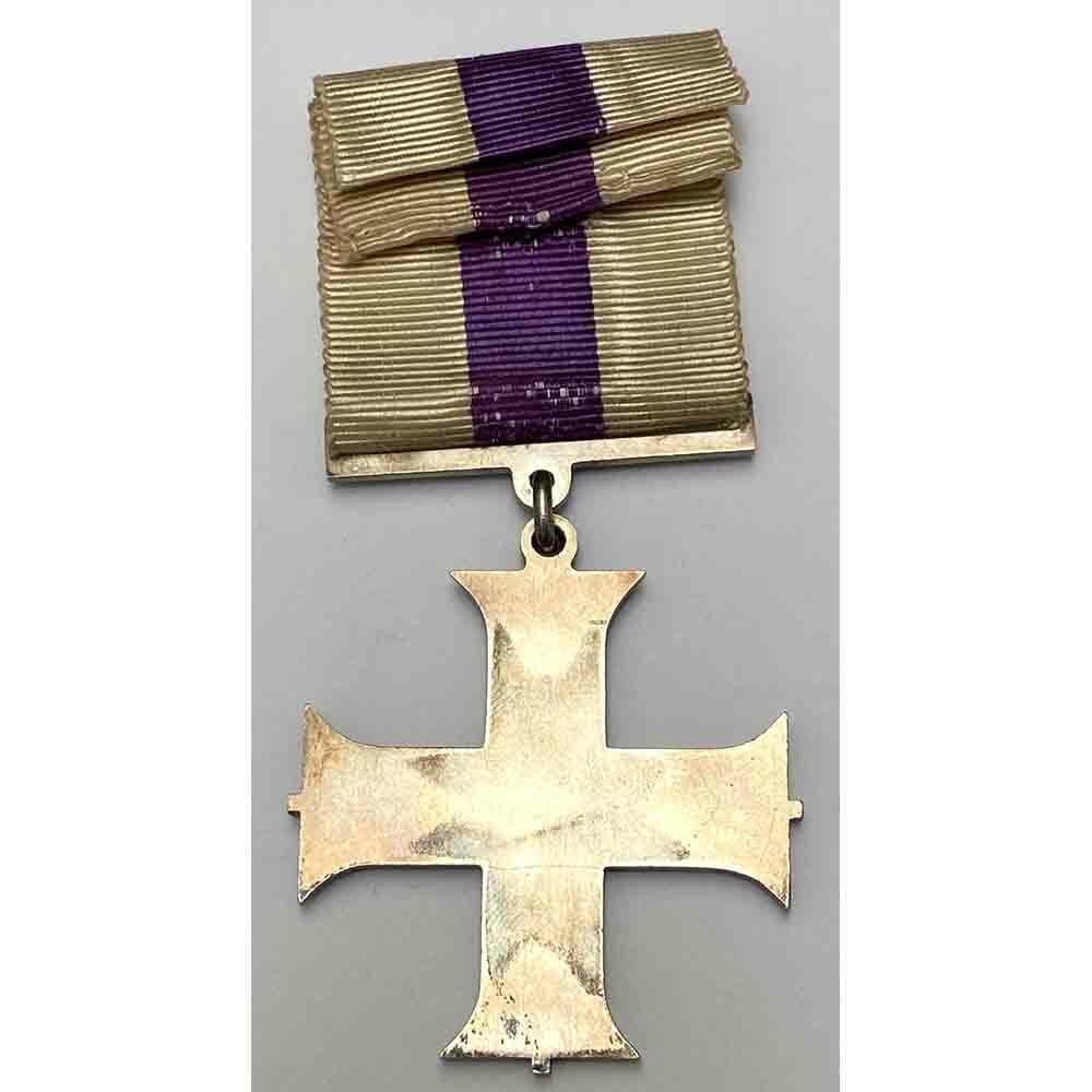 Military Cross, M.C. GV Issue 2