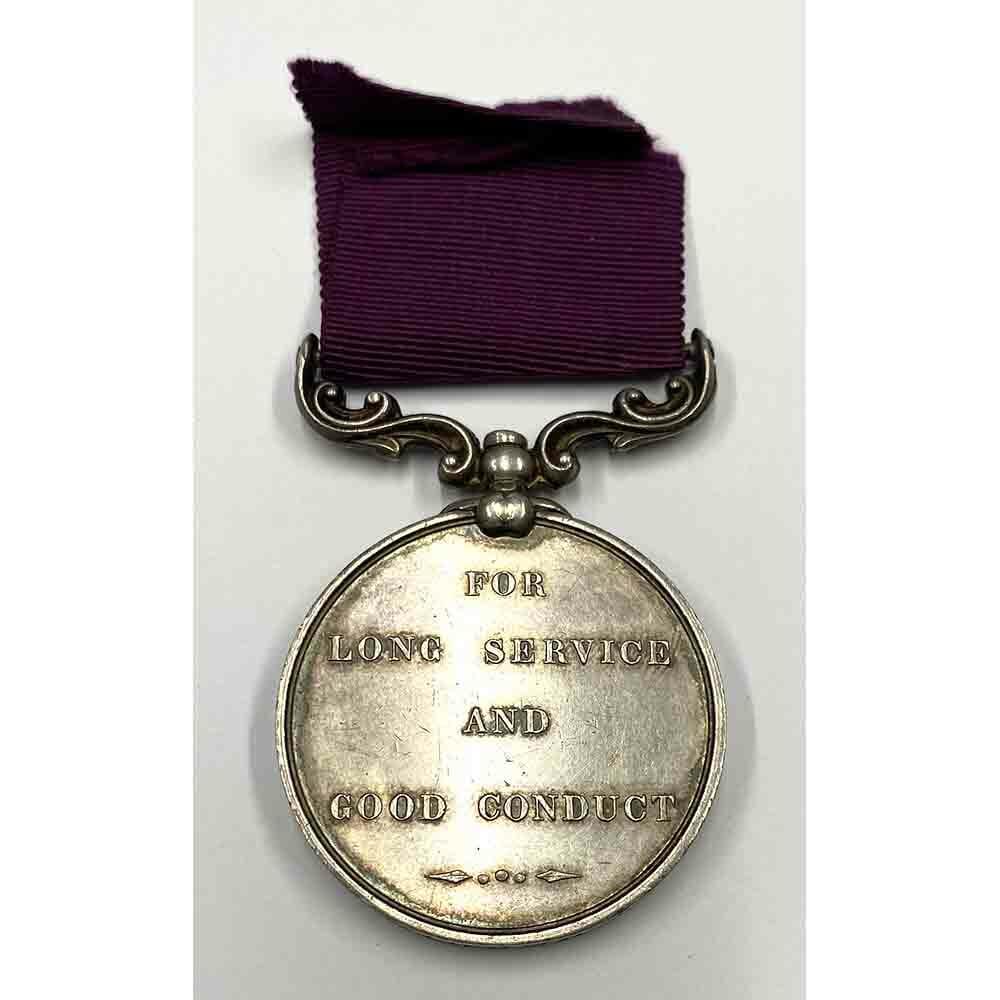 LSGC Medal Lancs Regt, Zulu Veteran 2
