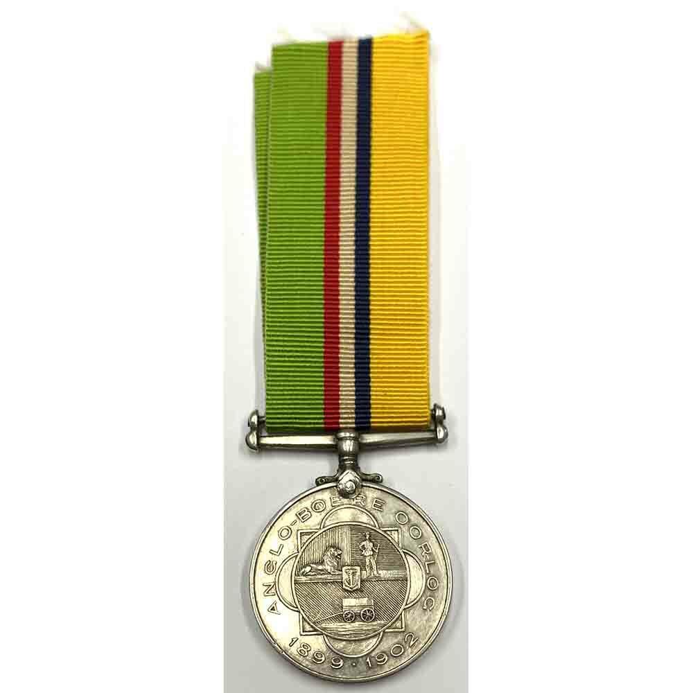 Anglo Boer War Medal for Boers Officer 2