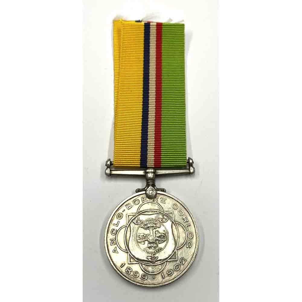 Anglo Boer War Medal for Boers Officer 1