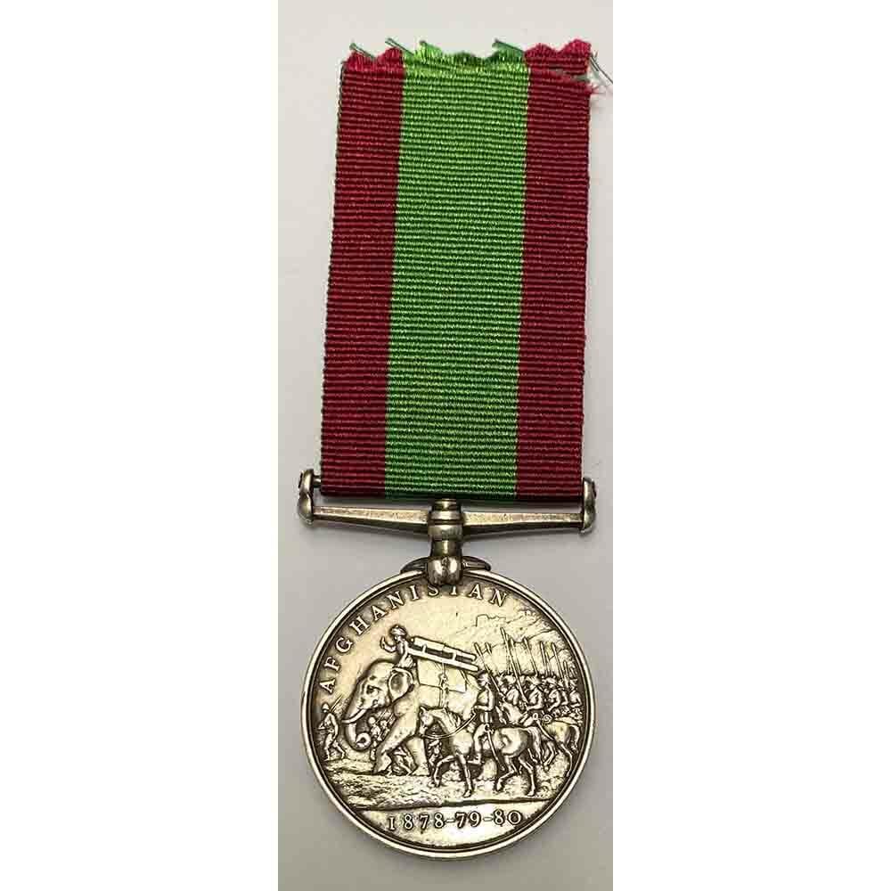 Afghanistan 1878-80 85th Foot 2