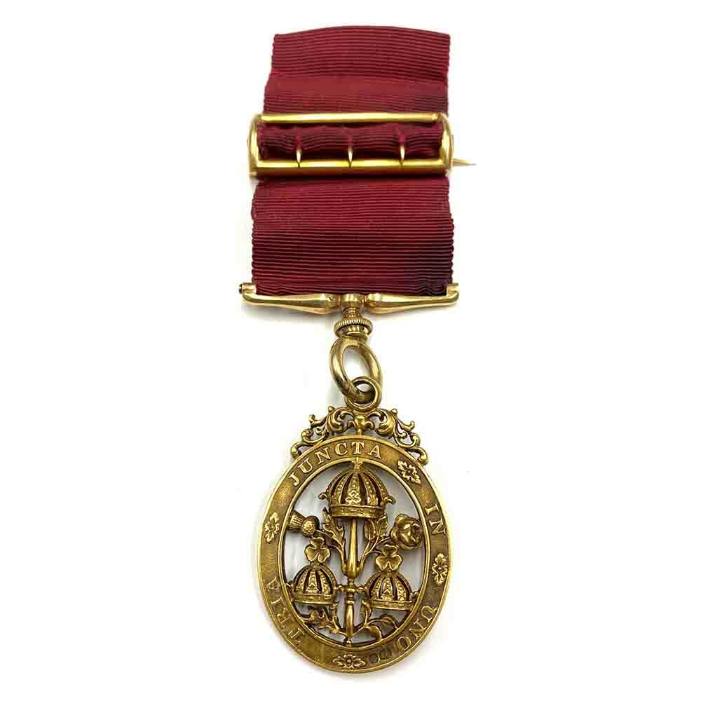 C.B. Order of the Bath  Civil early gold award 1