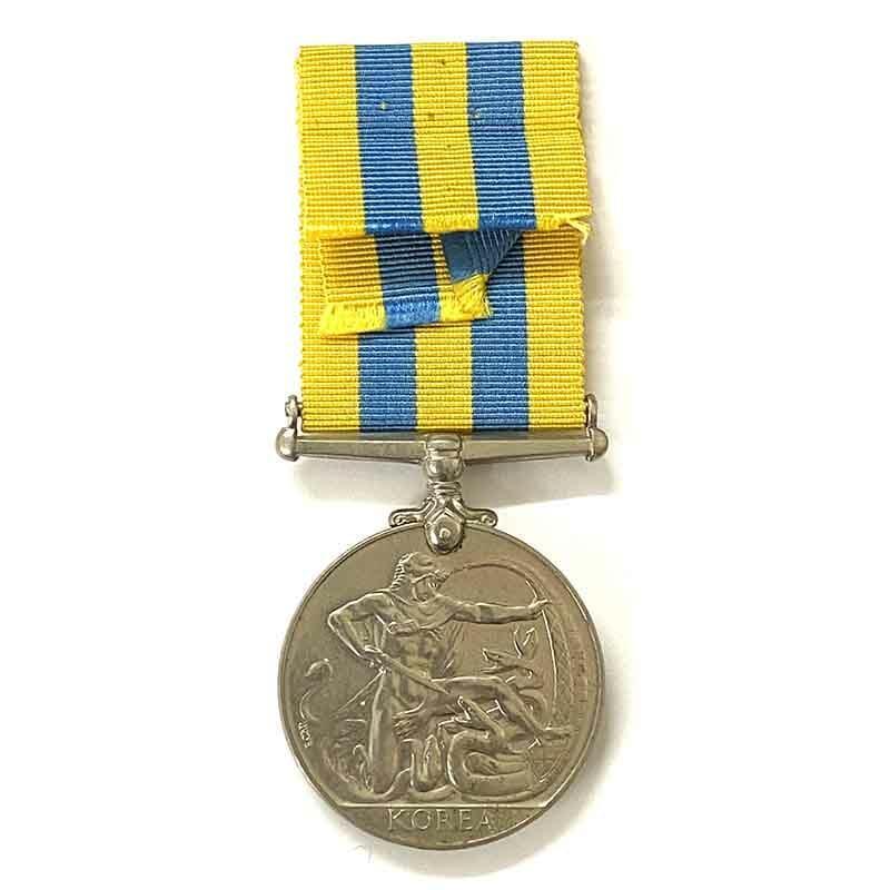 Korea Medal RAOC 2